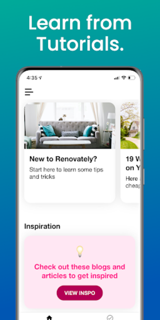 Renovately — Budget Your Home Renovation Projects screenshot 4