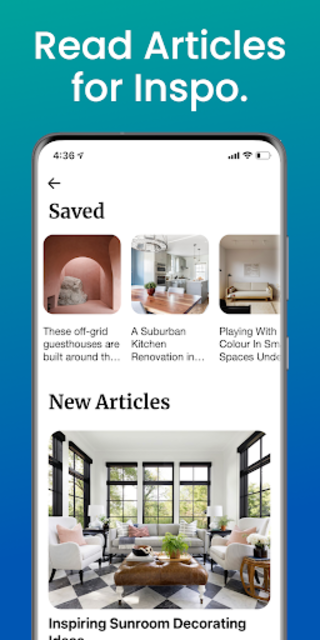 Renovately — Budget Your Home Renovation Projects screenshot 5