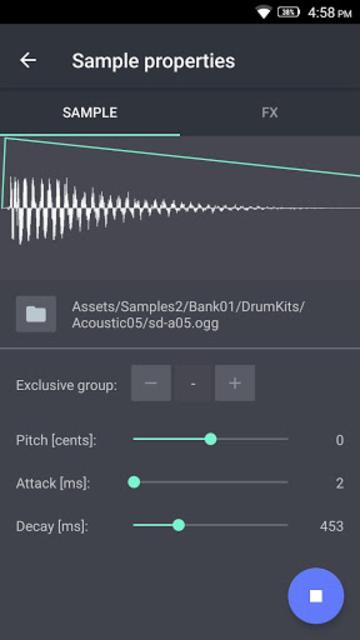 SEQVENCE Music Studio screenshot 3
