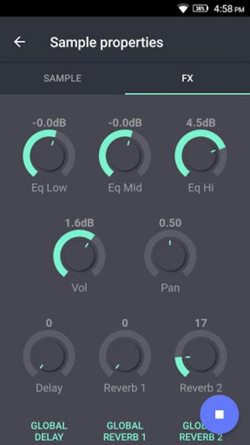 SEQVENCE Music Studio screenshot 4