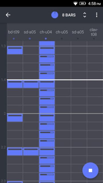 SEQVENCE Music Studio screenshot 5