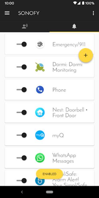 SONOFY - Sonos Voice screenshot 2