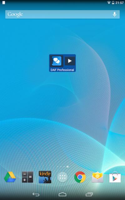 DAF Professional screenshot 4