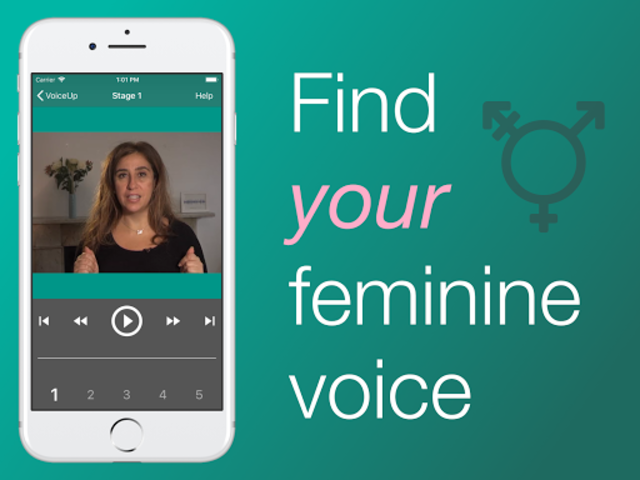 Christella VoiceUp - Feminize your voice screenshot 7