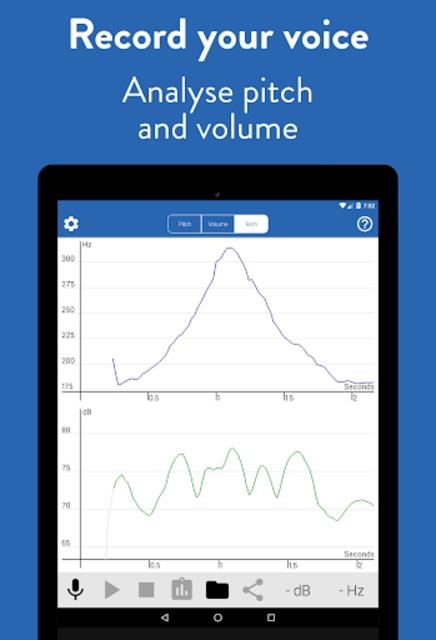 Voice Analyst screenshot 4