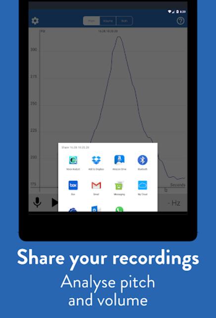 Voice Analyst screenshot 5
