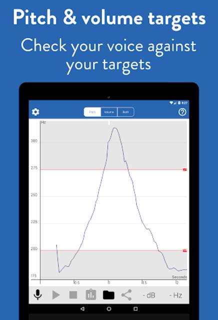 Voice Analyst screenshot 6