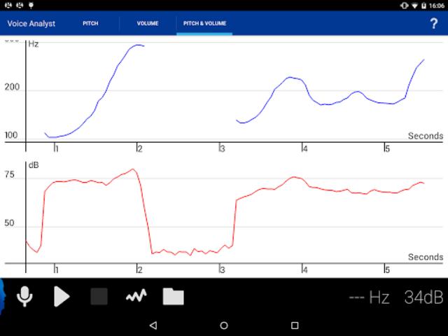 Voice Analyst screenshot 10