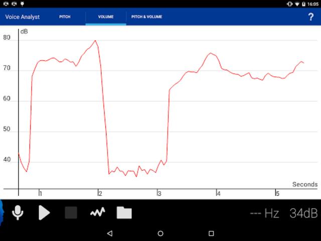 Voice Analyst screenshot 11