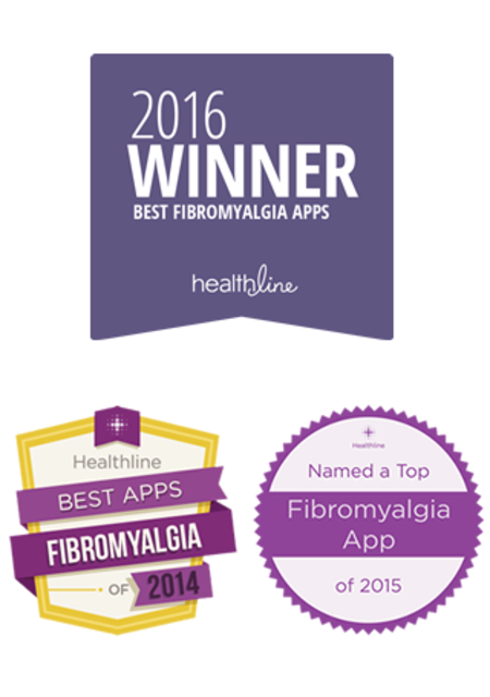FibroMapp Pain Manager + screenshot 1