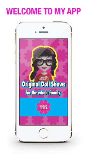 GingerLola Doll Shows & Crafts screenshot 1