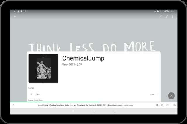 Retro Music Player screenshot 13