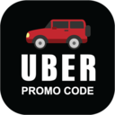 Icon for Free Taxi Promo for Uber Ride