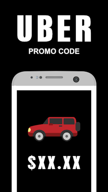 Free Taxi Promo for Uber Ride screenshot 2