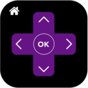 Icon for Remote for ROKU TVs / Devices : Codematics