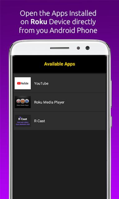 Remote for ROKU TVs / Devices : Codematics screenshot 3