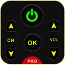 Icon for Universal Smart TV / IR TV Remote Control PREMIUM