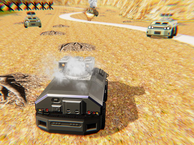 Indian Army Missile Truck screenshot 8