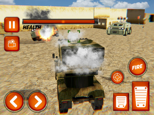 Indian Army Missile Truck screenshot 10