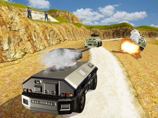 Indian Army Missile Truck screenshot 15