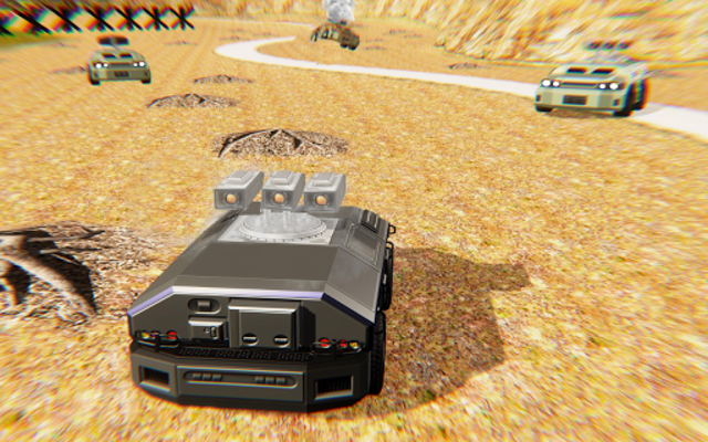 Indian Army Missile Truck screenshot 3