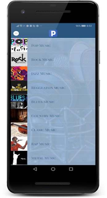 Free Panroda - Music & Radio Stations screenshot 2