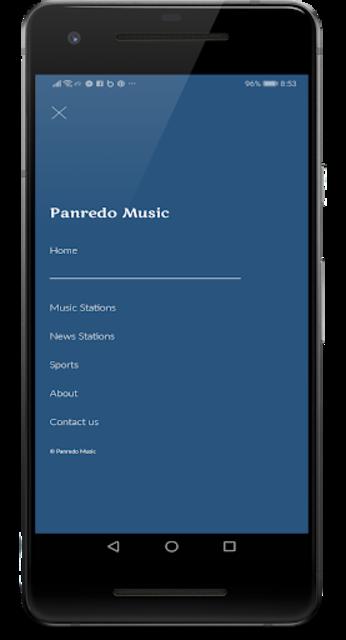Free Panroda - Music & Radio Stations screenshot 3