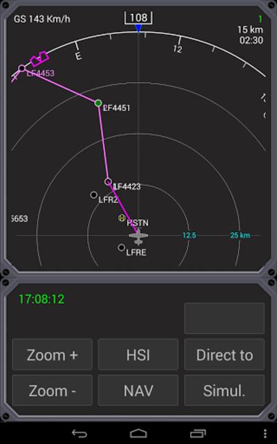 Aero Nav Display screenshot 15