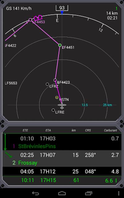 Aero Nav Display screenshot 2