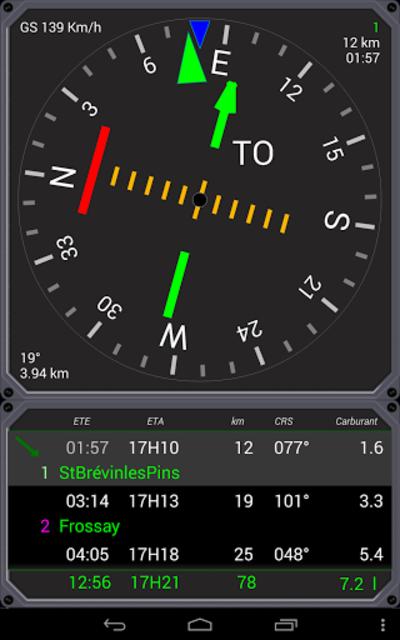 Aero Nav Display screenshot 3