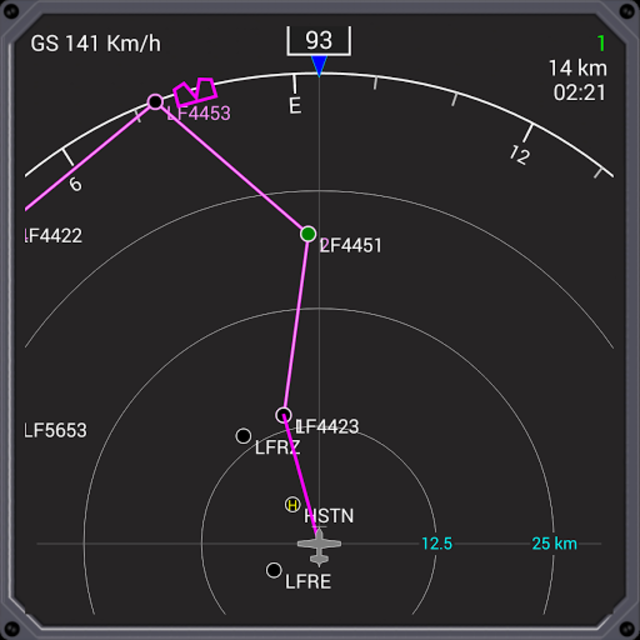 Aero Nav Display screenshot 5