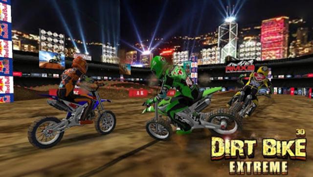 Dirt Bike Extreme ( 3D Game ) screenshot 2