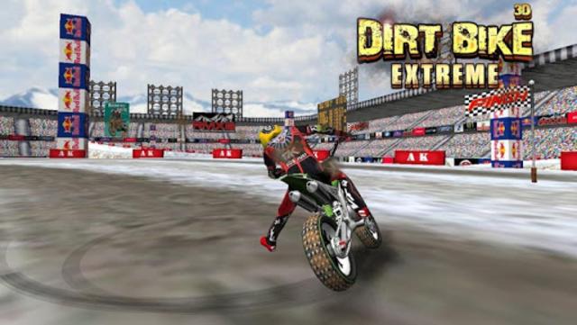 Dirt Bike Extreme ( 3D Game ) screenshot 3