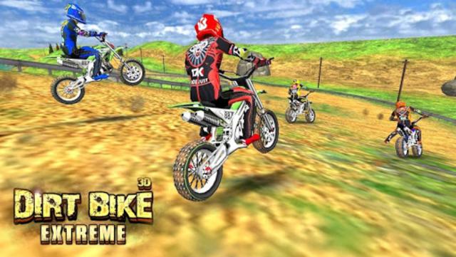 Dirt Bike Extreme ( 3D Game ) screenshot 8