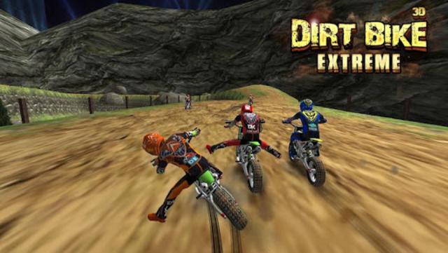 Dirt Bike Extreme ( 3D Game ) screenshot 10