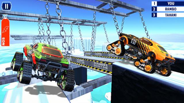 Hot Car Drag Wheels Racing screenshot 2