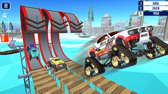 Hot Car Drag Wheels Racing screenshot 3