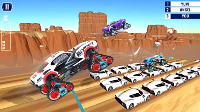 Hot Car Drag Wheels Racing screenshot 4