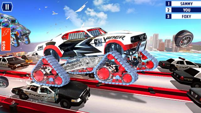 Hot Car Drag Wheels Racing screenshot 5