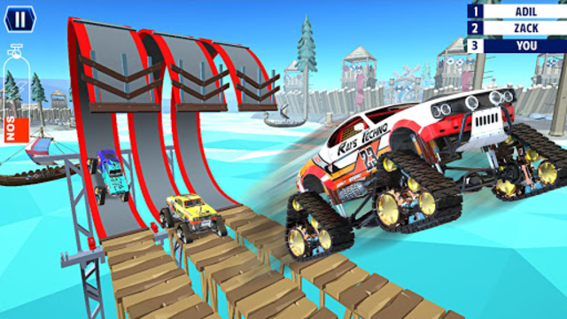 Hot Car Drag Wheels Racing screenshot 8