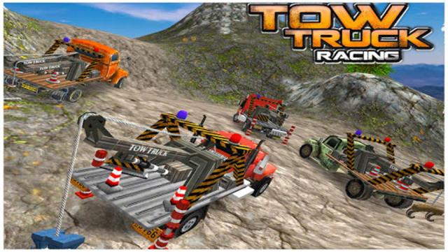 Tow Truck Racing screenshot 1