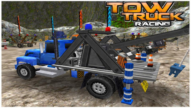Tow Truck Racing screenshot 7