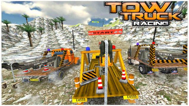 Tow Truck Racing screenshot 8