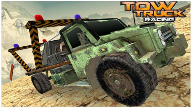 Tow Truck Racing screenshot 9