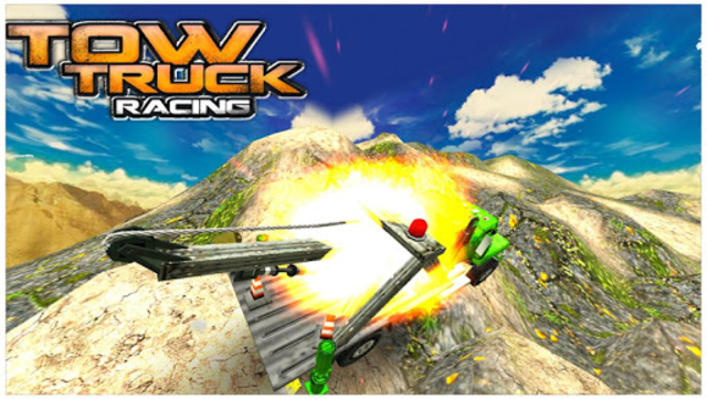 Tow Truck Racing screenshot 10
