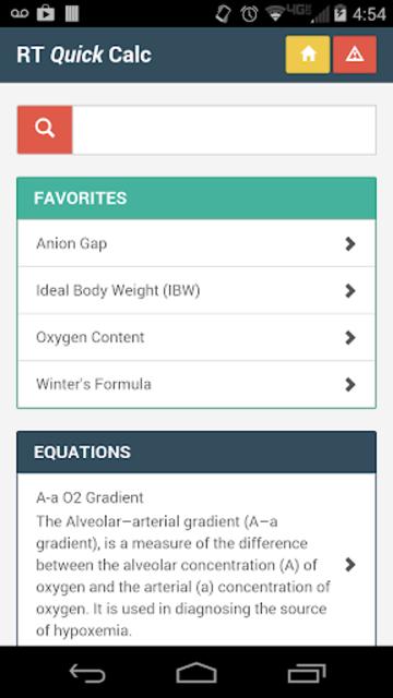 RT Quick Calc screenshot 4