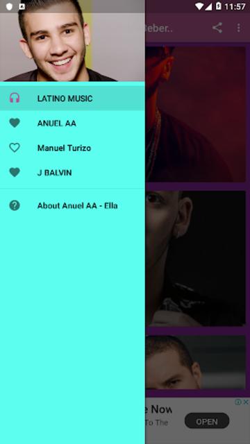 Anuel AA - Ella Quiere Beber screenshot 1