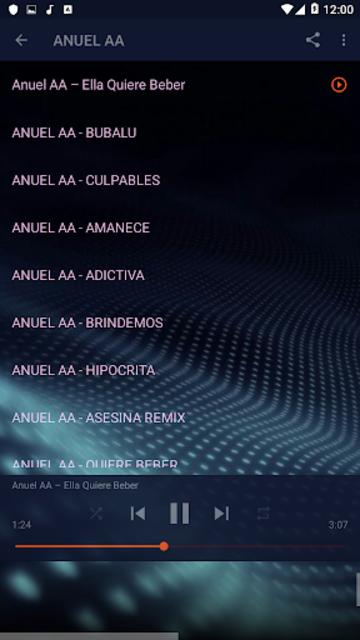 Anuel AA - Ella Quiere Beber screenshot 3