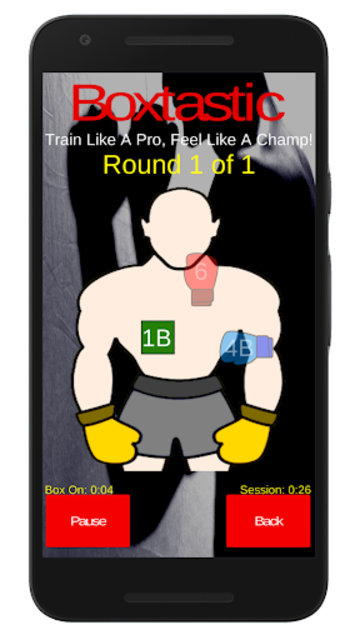 Boxtastic: Boxing Training Workouts For Punch Bags screenshot 3