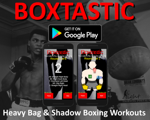 Boxtastic: Boxing Training Workouts For Punch Bags screenshot 14